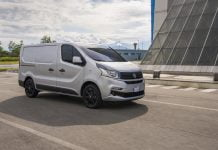 Fiat Talento panel van wallpaper 2016 | The Van Expert