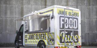 Renault Master street food van