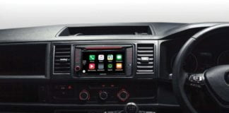 Volkswagen Kenwood infotainment unit