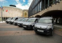 Vauxhall vans, September 2016