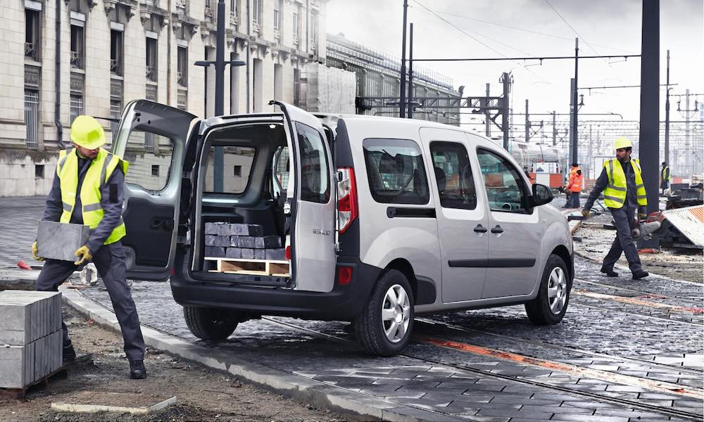 Business using private vehicle for business use