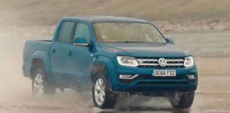 Volkswagen Amarok Trailblazer Challenge