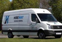 Hireway adds Volkswagen CVs to fleet (The Van Expert)