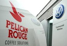 Volkswagen and Pelican Rouge