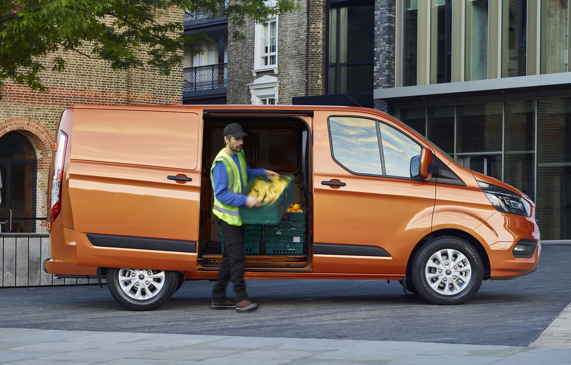 Ford Transit Custom The Van Expert