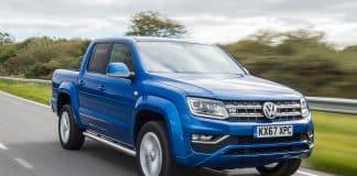 Volkswagen Amarok The Van Expert