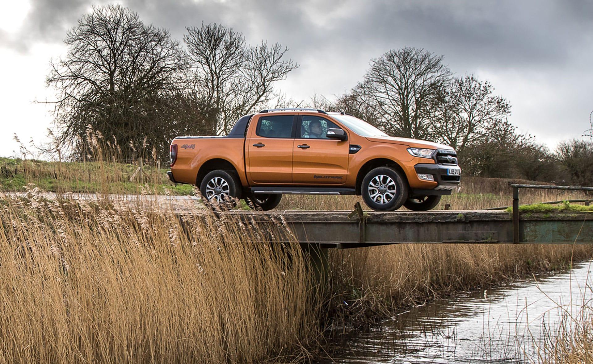 Ford Ranger The Van Expert