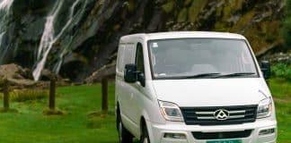 LDV V80 The Van Expert
