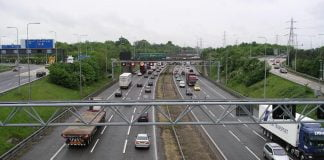Motorway safety tips from The Van Expert