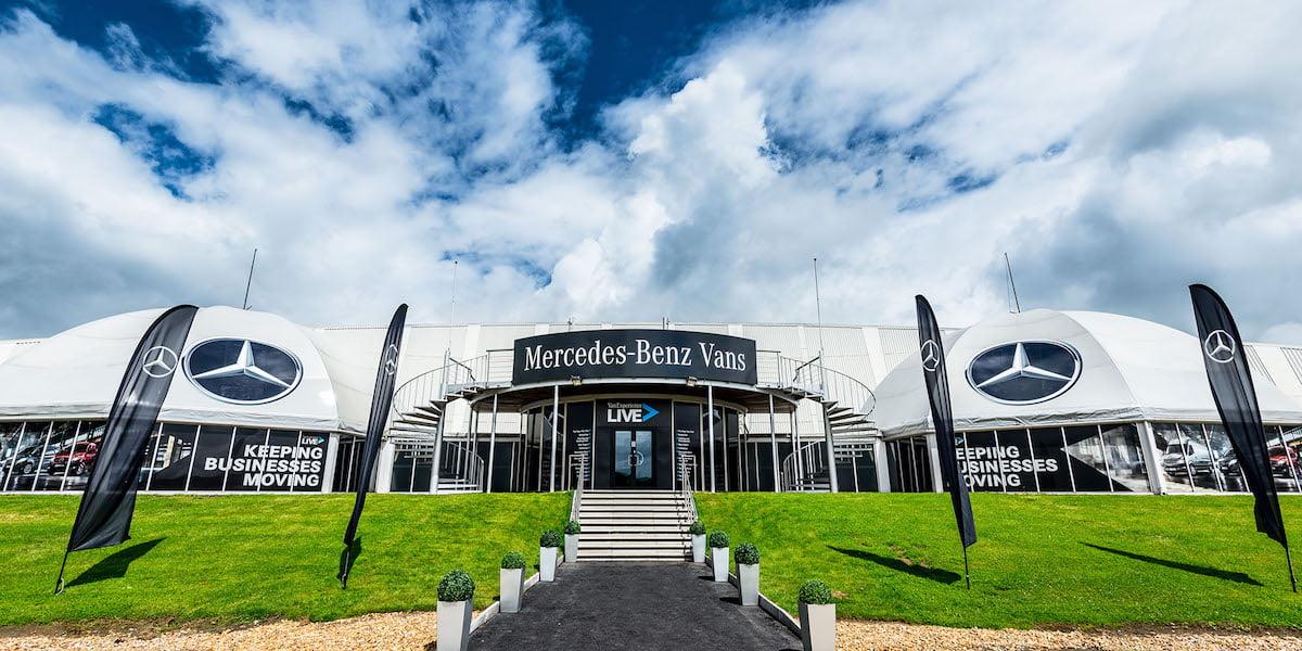 Mercedes-Benz Van Experience