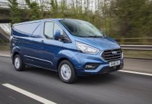 Ford Transit Custom review 2018 (The Van Expert)