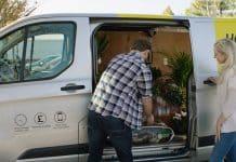 Ford Transit Custom van rental from Hertz