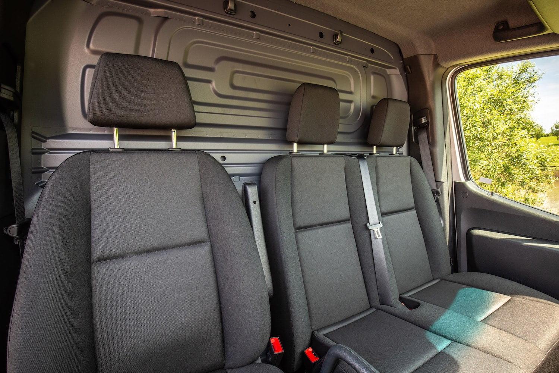Mercedes-Benz Sprinter seating | The Van Expert