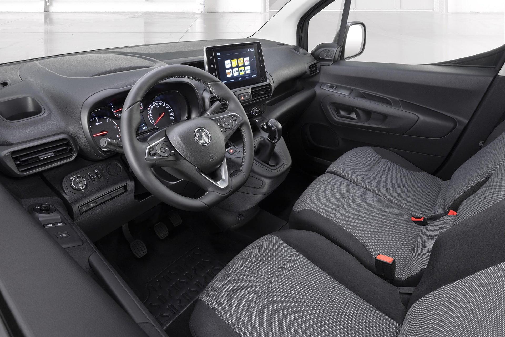 Vauxhall Combo The Van Expert