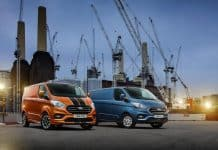 Ford Transit Custom June 2018