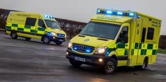 Mercedes-Benz Sprinter ambulance conversions (The Van Expert)