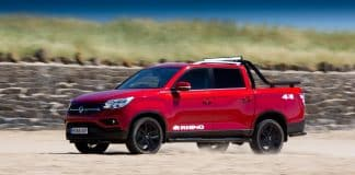 SsangYong Musso Rhino