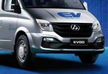 Maxus EV80 The Van Expert