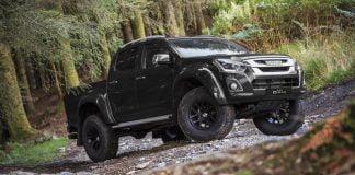 Izusu D-Max Truck updates