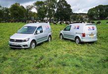 Volkswagen Caddy for Genus Breeding   The Van Expert