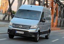 Volkswagen e-Crafter wallpaper | The Van Expert