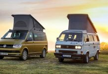 Volkswagen California 30 Years