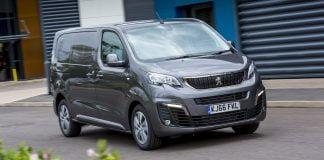 Peugeot Expert test drive wallpaper | The Van Expert