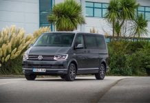 Volkswagen Caravelle Executive - November 2018