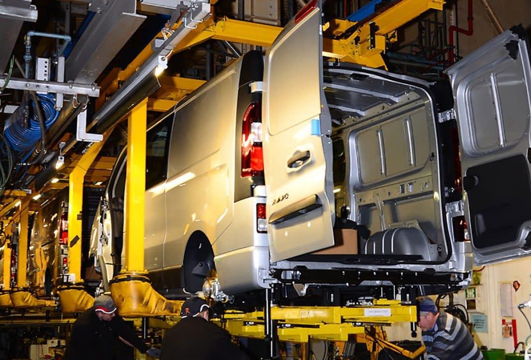 CV production The Van Expert