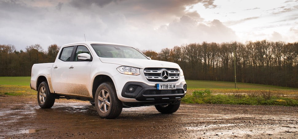Mercedes-Benz X 220 d Progressive long-term test | The Van Expert