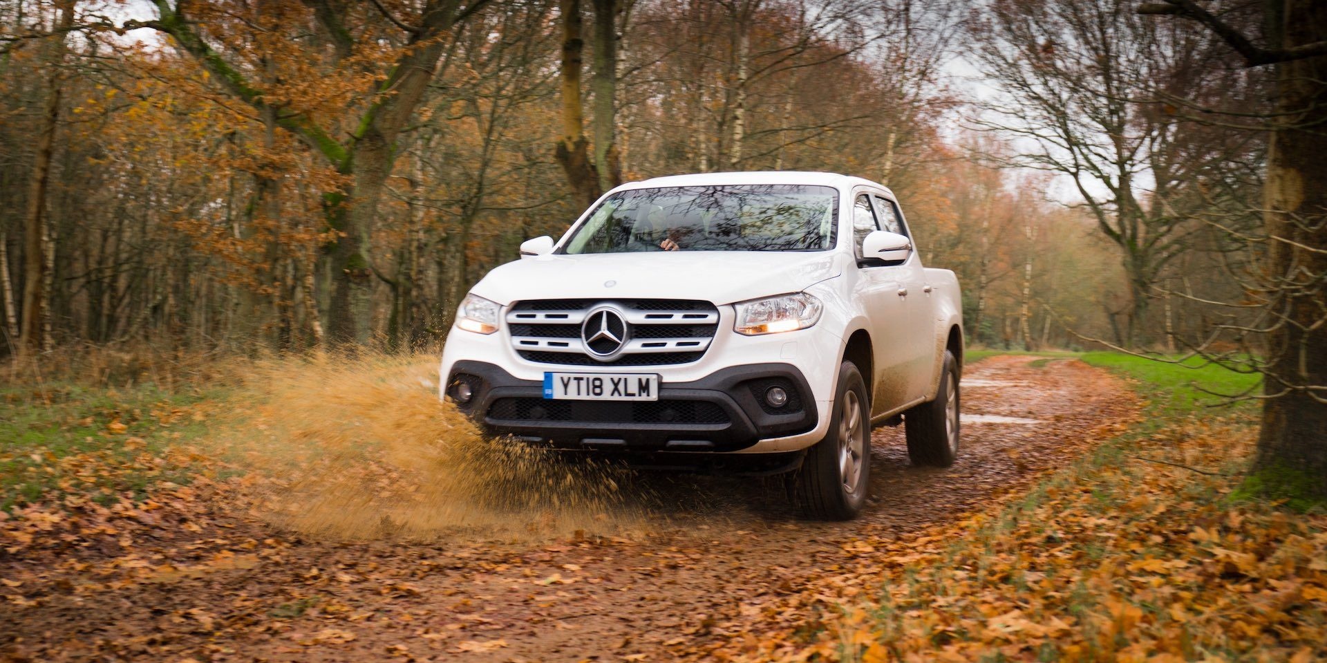 Mercedes-Benz X-Class long-term test 1