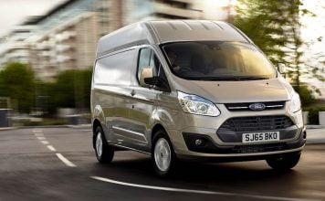 2015 Ford Tansit Custom | The Van Expert