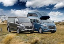 Ford Transit Nugget campervan | The Van Expert