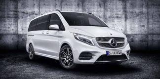 Mercedes-Benz V-Class facelift | The Van Expert