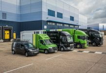 John Lewis fleet vehicles | The Van Expert