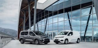 Toyota Proace City The Van Expert