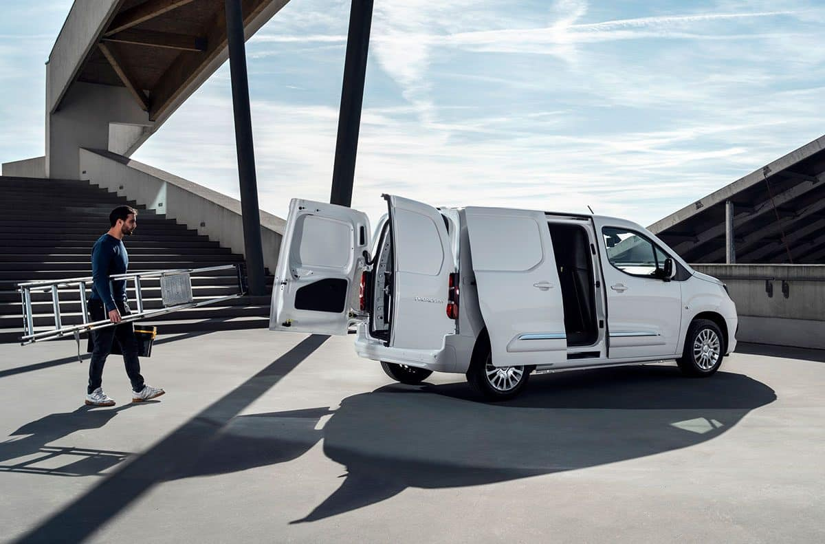 Toyota Proace City The Van Expert