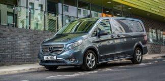 Mercedes-benz Vito van update 2019
