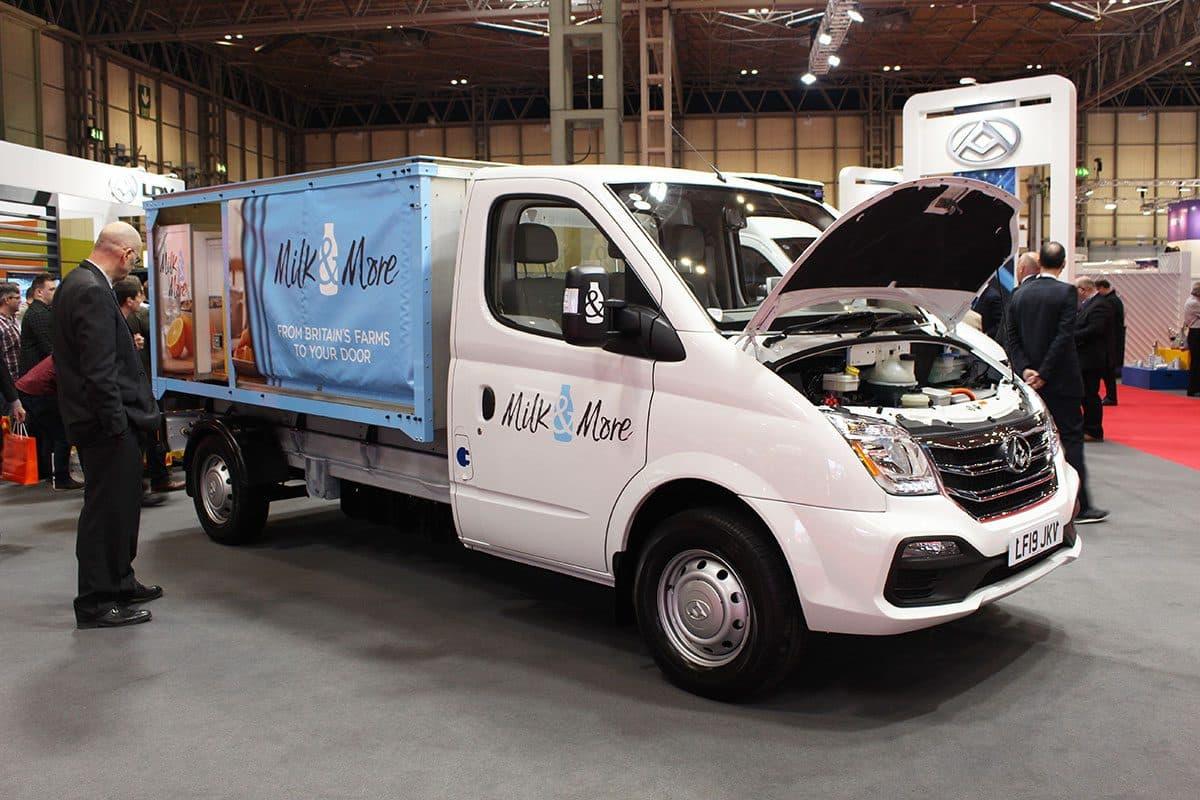 LDV E80 The Van Expert