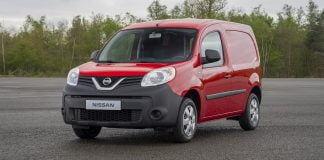 Nissan NV250 revealed | The Van Expert