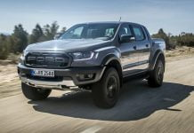 Ford Ranger Raptor test drive 2019 | The Van Expert