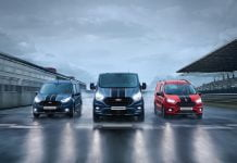 Ford Transit Custom Sport, Connect Sport and Courier Sport