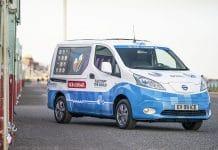 Nissan e ice cream van The Van Expert