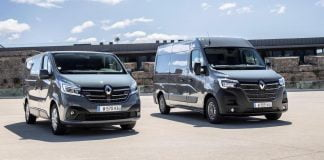 Updated 2020 Renault Trafic and Renault Master vans | The Van Expert