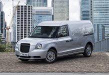 LEVC plug-in hybrid van   The Van Expert