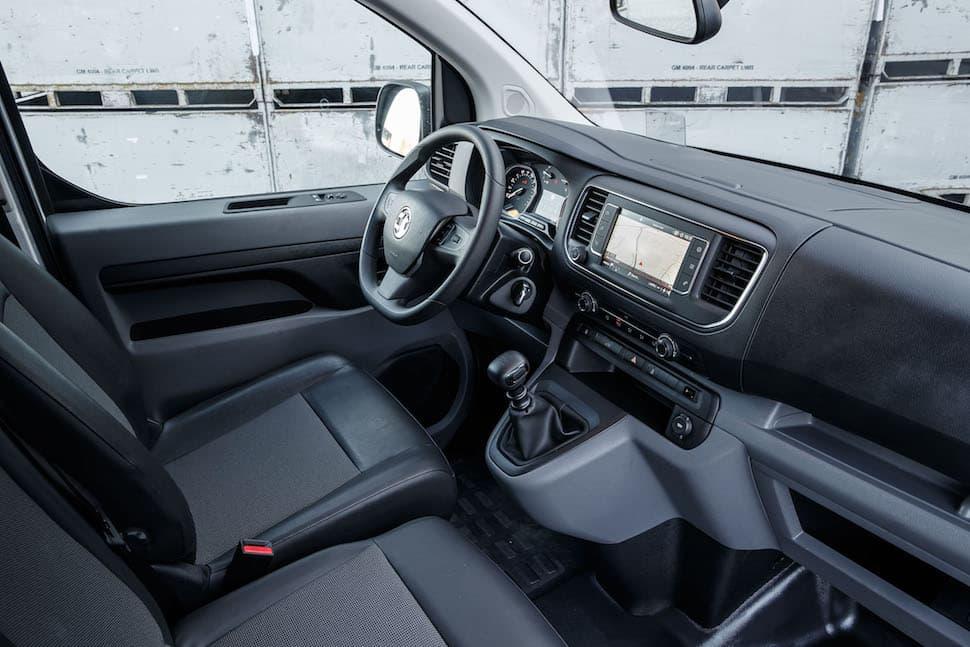 2020 Vauxhall Vivaro - interior | The Van Expert