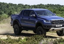 Ford Ranger Raptor review 2019 | The Van Expert