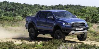 Ford Ranger Raptor review 2019 | The Van Expert