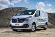 The Renault Trafic had a good month in July 2019 | The Van Expert