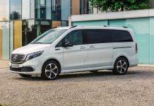 Mercedes-Benz EQV launched | The Van Expert